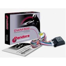 Интерфейс Pandora DWM-502