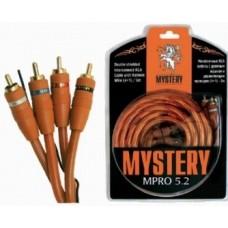 Кабель MYSTERY MPRO 5.2