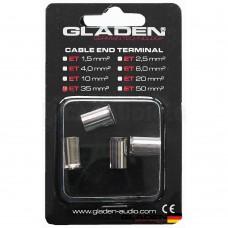 Клеммы GLADEN Cable End-Terminal 1,5 мм