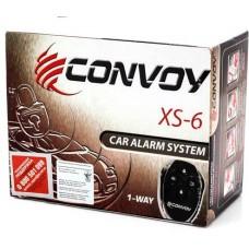Автосигнализация CONVOY XS-6